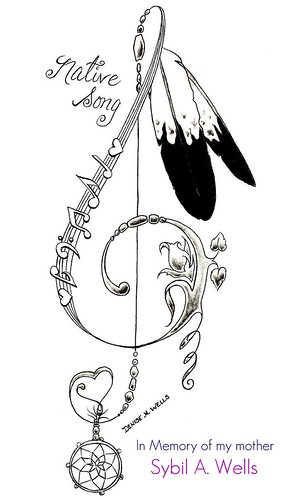 A growing variety of my custom musical note tattoo designs inspired by my