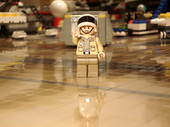Capt welcomes you to an MOC in progress (ACPin) Tags: toys starwars lego capt antilles moc acpin