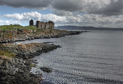 Abandoned Building - Rathlin Island (Glenn Cartmill) Tags: ocean uk ireland sea irish nature water canon coast scenery unitedkingdom glenn august northernireland digitalrebelxt 2010 ulster abandonedbuilding 500d rathlin rathlinisland cartmill picturesofireland glenncartmill