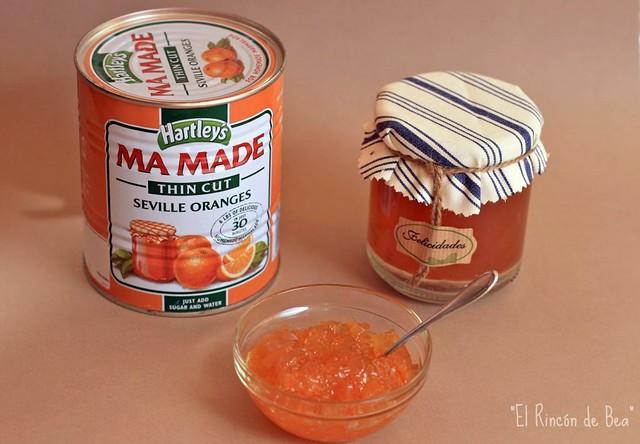 Mermelada Mágica de Naranja