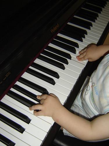 Menino do Piano = Momento