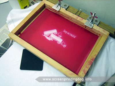 29 screen printing tutorial press