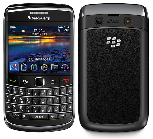 Blackberry Bold 9700 Review