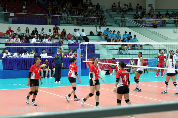Singapore Volleyball Team