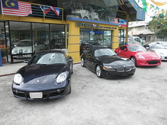 new cars display market sale automotive front flags vehicles malaysia kotakinabalu rides parked expensive luxury sabah dealer interests listings jalurgemilang reconditioned likas thienzieyung