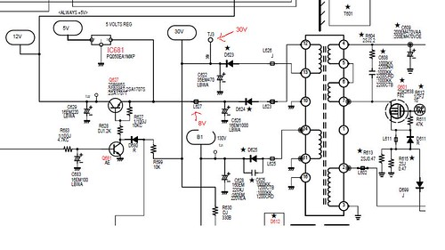 sanyo schematic diagram led tv schematic diagram books #6