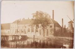 Zoutketen op Schelphoek (Regionaal Archief Alkmaar) Tags: foto fotos alkmaar archief regionaal pdm oudste fotowedstrijd oudefotos rechtenvrij publiekdomein