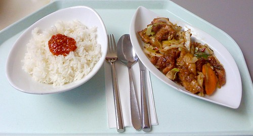 Pute in Thai-Basilikum-Sauce
