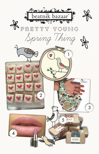 Runner up - Pretty Young Spring Thing