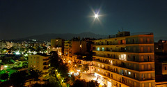 Full moon (Spiros Vathis) Tags: moon fullmoon  moonphoto