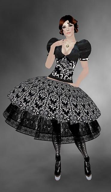 Goth Dolly