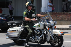 TRAFFIC CONTROL (MIKECNY) Tags: street ride boots helmet newhampshire police motorcycle hampton hamptonbeach officer trafficenforcement
