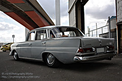 """Mercedes-Benz W111 220S """"Fintail"""" (J & M Photography Works) Tags: mercedes benz mercedesbenz w111 220s fintail"""
