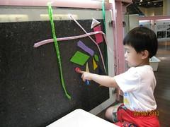 妞妞@國美館_兒童遊戲室
