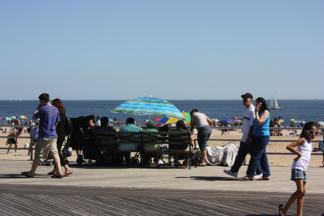 Coney Island #1, by MacDara on Flickr.