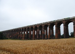 Ouse Valley Viaduct (LulaTaHula) Tags: bridge train sussex construction bricks victorian railway balcombe ousevalleyviaduct johnurpethrastrick
