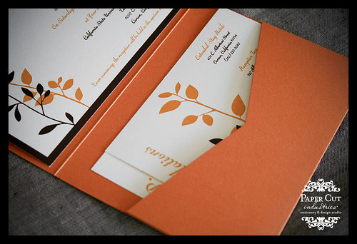 Long Beach California Wedding Invitations