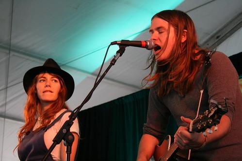 Jenny & Johnny, circa 2008