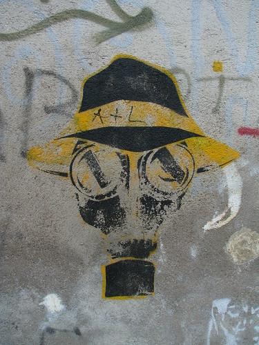 Streetart in Liepaja