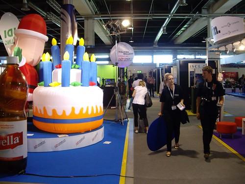 SuisseEMEX 2010 - Ausstellung