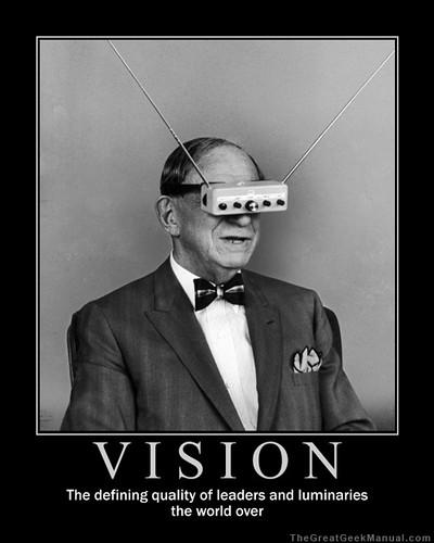 Motivational Poster: Vision