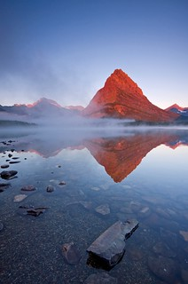 Grinnell Point Sunrise