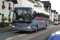 Weber Omnibusse RD-WO450 (Howard_Pulling) Tags: germany deutschland mercedes coach german mercedesbenz coaches weber rheinlandpfalz tourismo kampbornhofen weberomnibusse rdwo450
