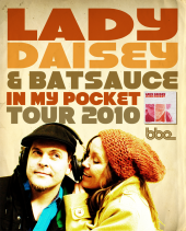 Lady Daisey Tour 2010