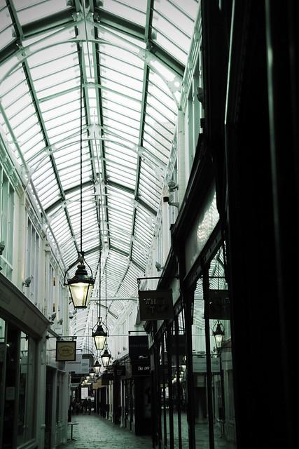 Arcade - Cardiff