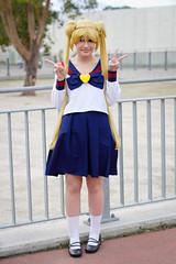 Usagi Tsukino (yeshayden) Tags: cosplay sailormoon usagitsukino himetego manifest2010