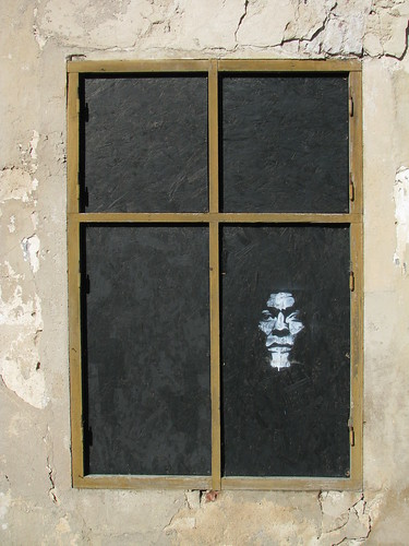 Streetart in Kuldiga