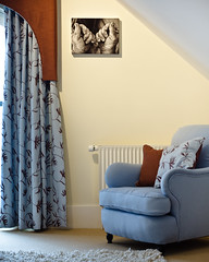 Salcombe flat interior 2