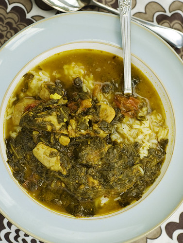 Methi Chiken Curry