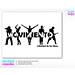 Diseño Logo símbolo Revista Movimiento
