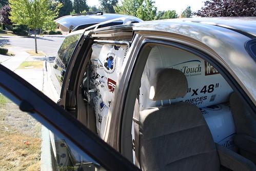 Vansulation Front View