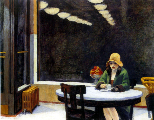 1927 edward hopper