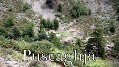 Arrivée au refuge de Puscaghja