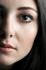 Juliana Foini (Allyson Souza) Tags: woman beauty make canon skin modelo workshop retouch pele morena xsi retoque tratamento 450d bressane