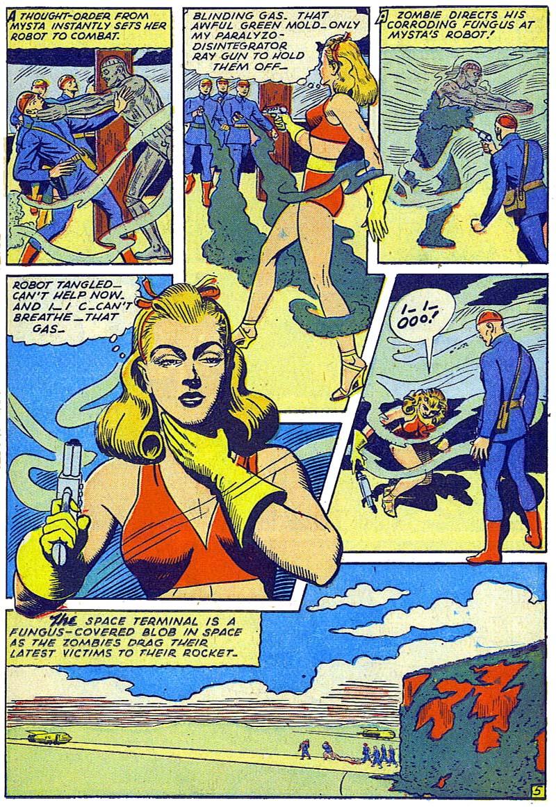 Planet Comics 36 - Mysta (May 1945) 05