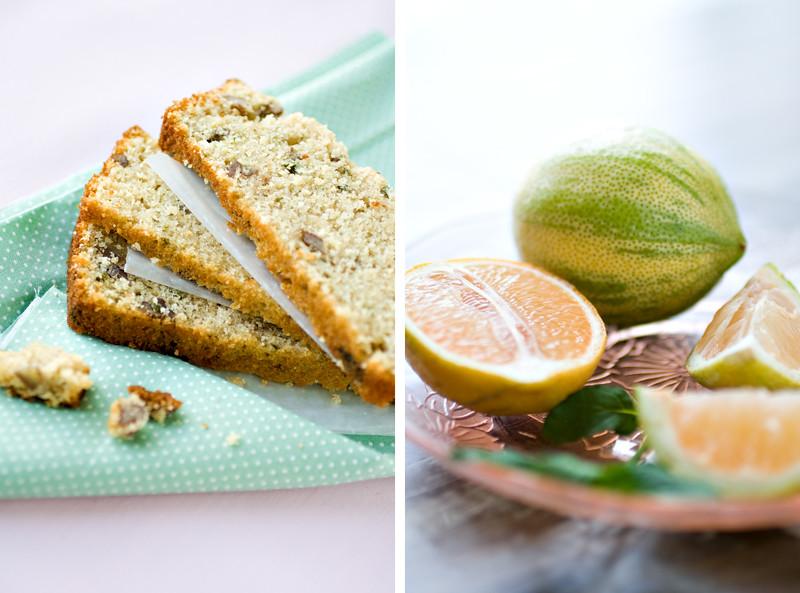Lemona-Verbena-Bread