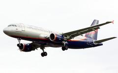 Aeroflot A320 VP-BZR
