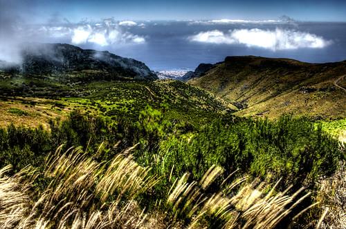 Pico do Arieiro. Madeira. Portugal.