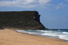Garie Beach (harve64 (gone to Ipernity)) Tags: park cliff beach sandstone royal australia national nsw garie