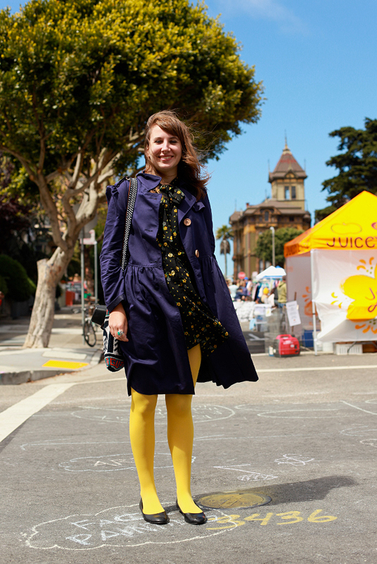 fashionist, street fashion, san francisco, style