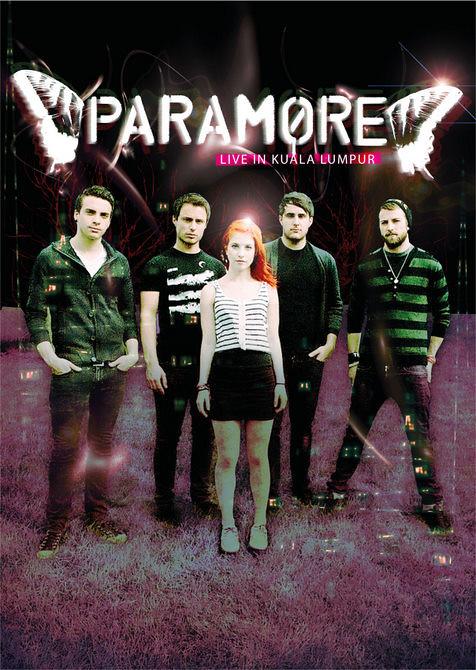 Paramore Generic-poster