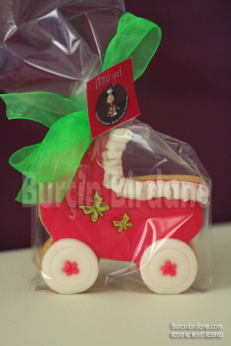 Baby Shower Cookie 1