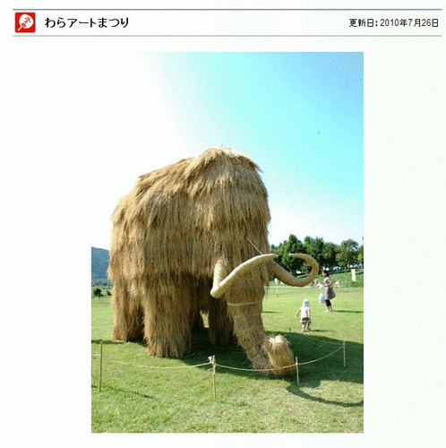 わらアートまつり/新潟県公式観光情報サイト にいがた観光ナビ
