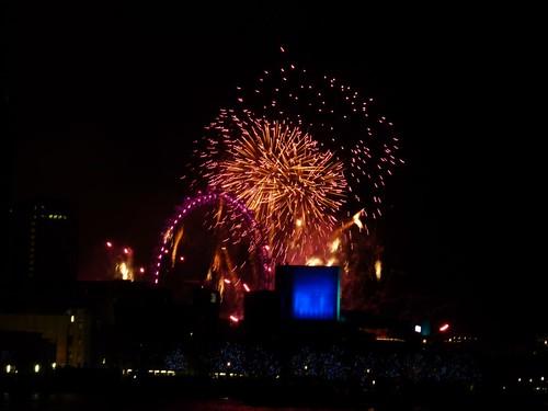 Londra Capodanno 2010