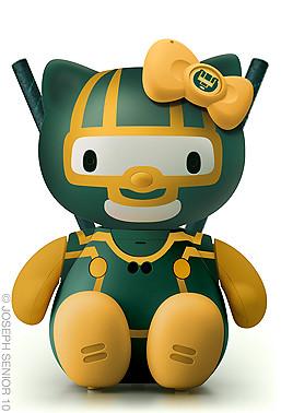 4961036527 42b295bb03 Funny Hello Kitty Mashups by Yodaflicker