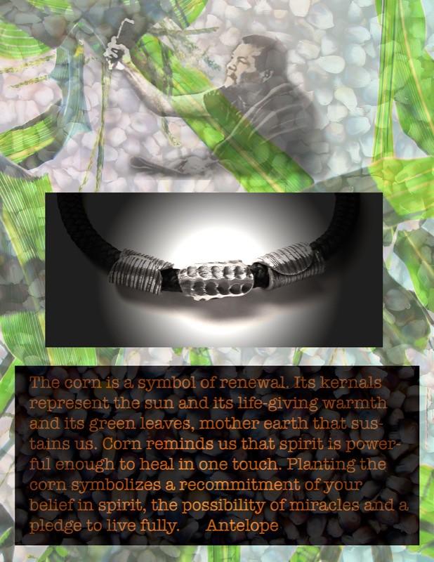 blessing corn new bracelet design